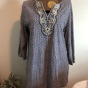 Coldwater Embellished Tunic-XL (16)